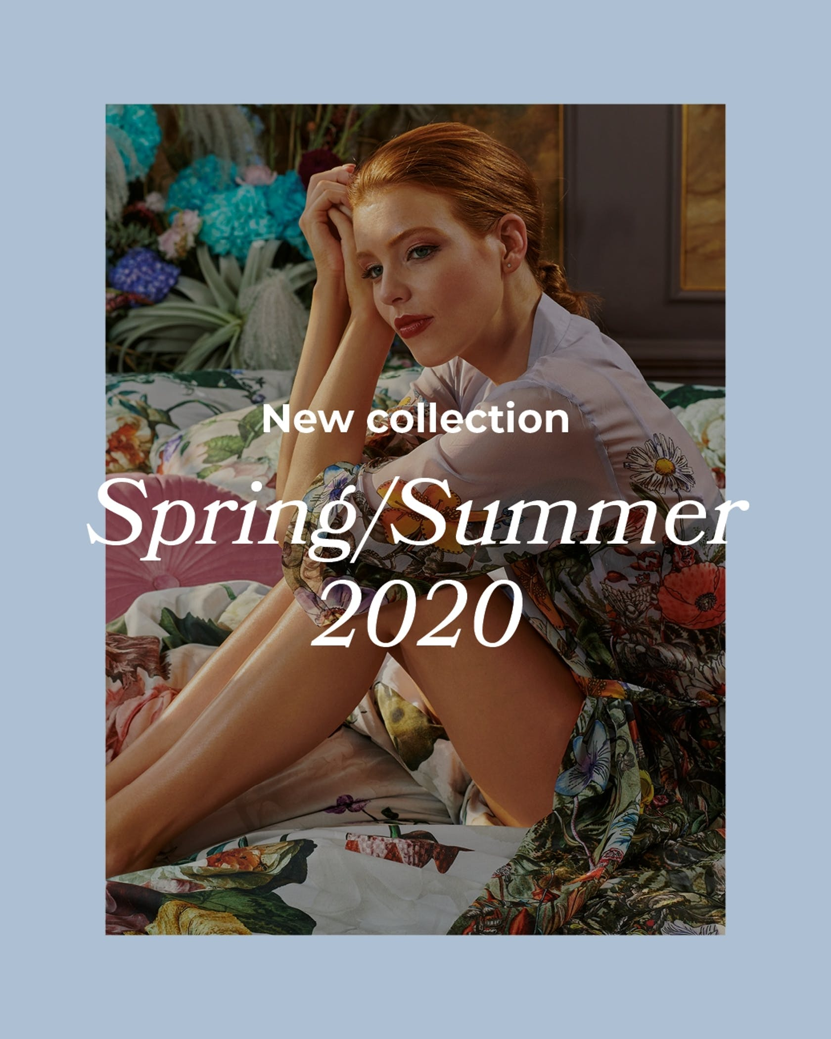 New collection! ESSENZA Spring/Summer '20
