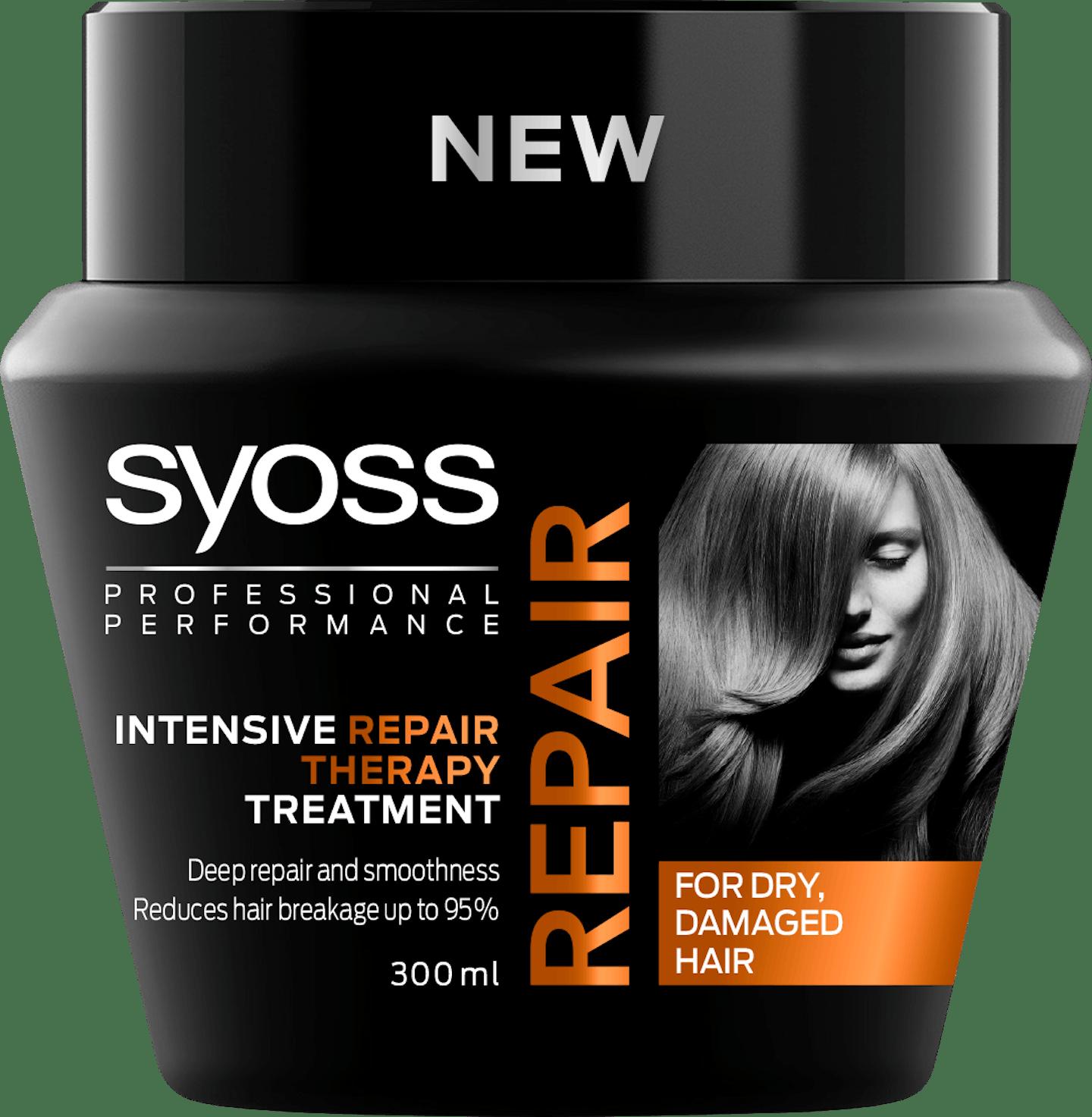 Syoss Repair Intensive Repair Therapy Treatment
