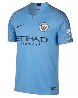 Manchester City Trikot