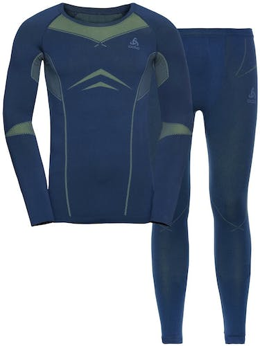 Odlo Winter Specials Performance Evolution Warm - set intimo - uomo
