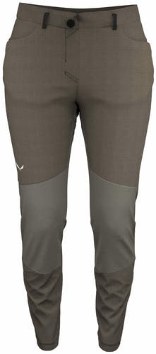 Salewa W Alpine Hemp Light - pantaloni lunghi alpinismo - donna