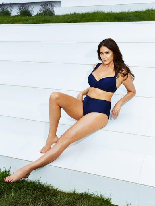 Lisa Wears: Simply Yours Moulded Bikini Top