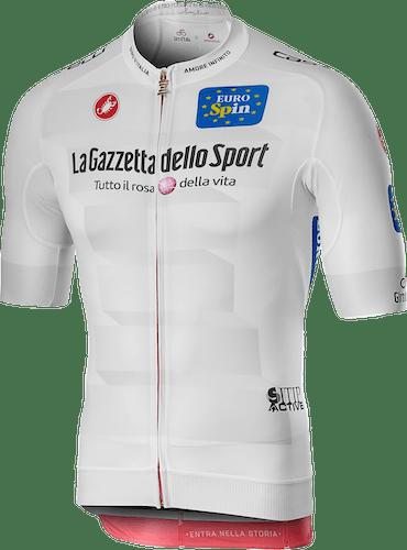 Maglia Bianca Giro d'Italia 2019