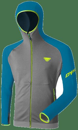 Dynafit Transalper Thermal -  felpa in pile con cappuccio - uomo