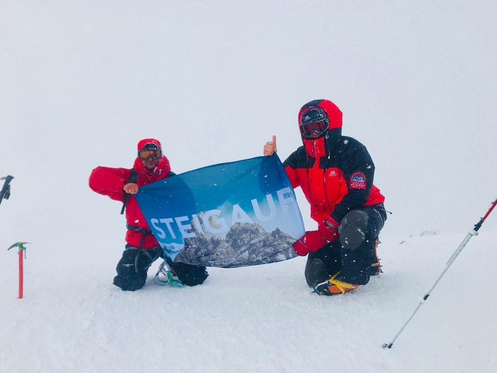 Elbrus-Kaukasus-Gipfel