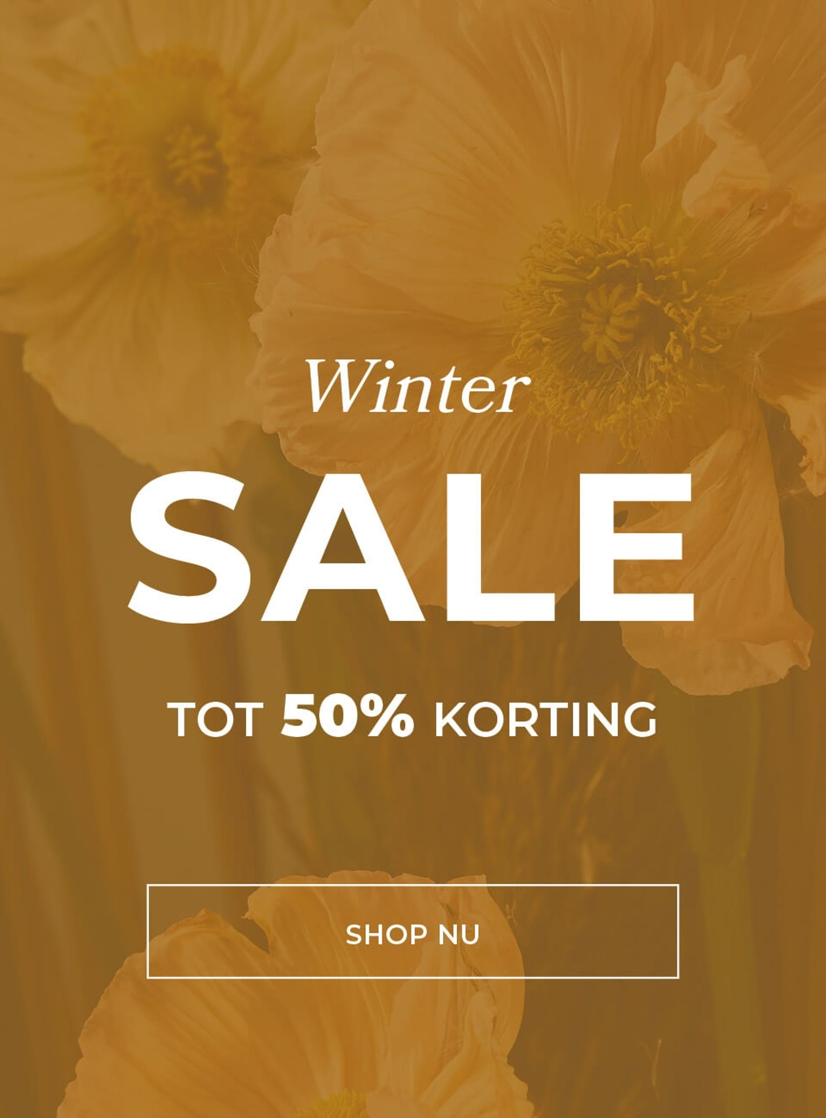 ESSENZA HOME Winter Sale
