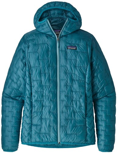 Patagonia Micro Puff - giacca con cappuccio trekking - donna