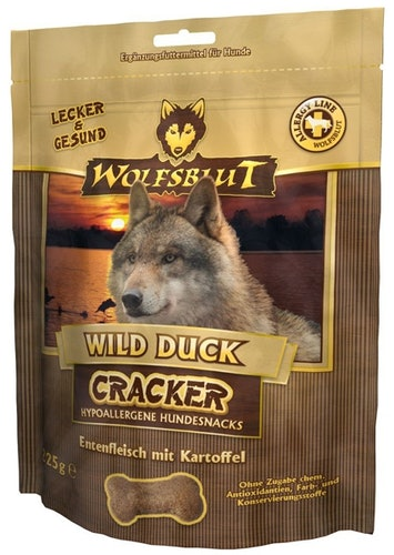 Wolfsblut Hundekekse Wild Duck