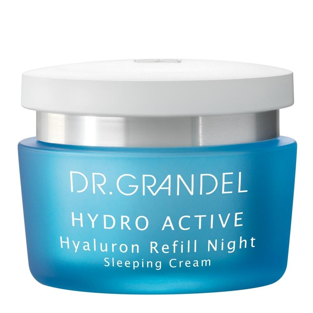 Blaue DR. GRANDEL Hyaluron Refill Night