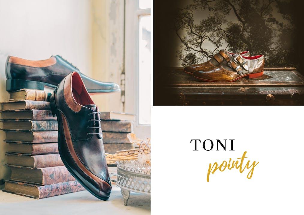 Toni collection Melvin & Hamilton