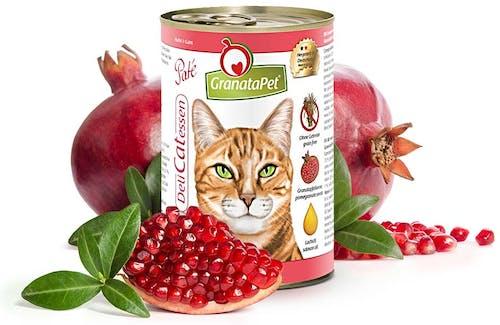 Catz finefood - NGranataPet - Nassfutter - DeliCatessen Huhn und Gans (getreidefrei)assfutter - No.23 Rind & Ente (getreidefrei)
