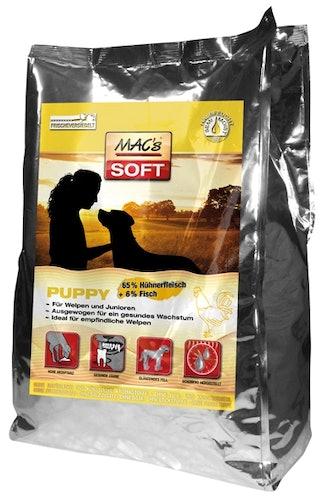Mac's Soft Puppy Huhn