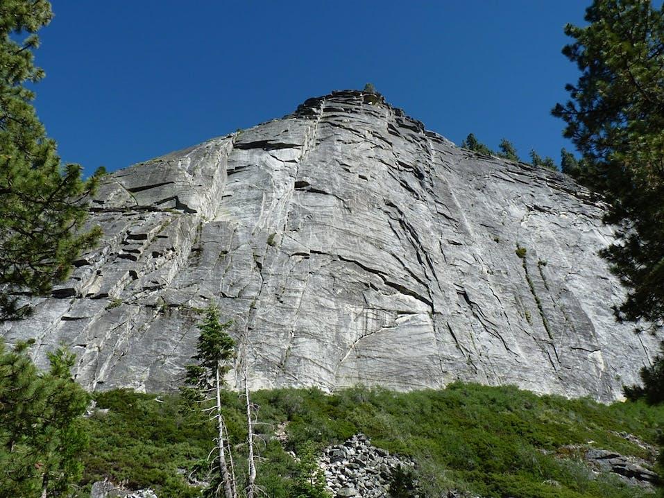 Lake-Tahoe-Klettern