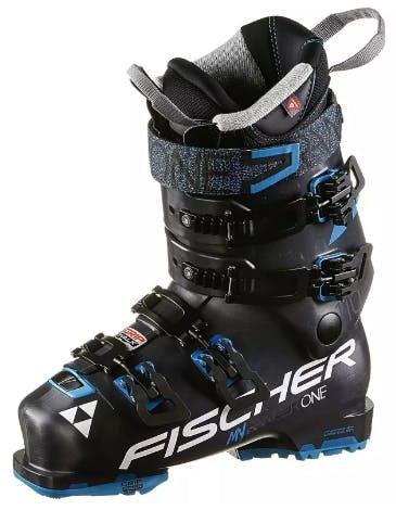 Fischer Skischuhe My Ranger schwarz-blau