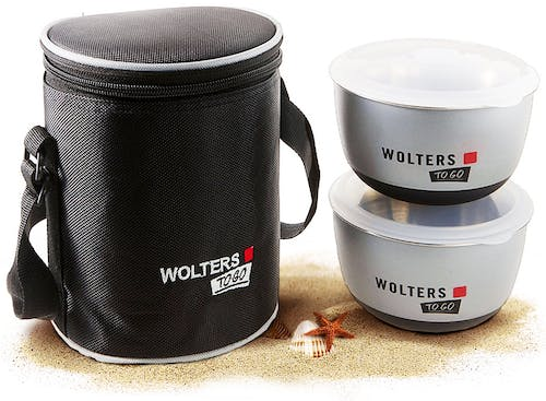 Wolters - Reisenapf Set - Diner To Go