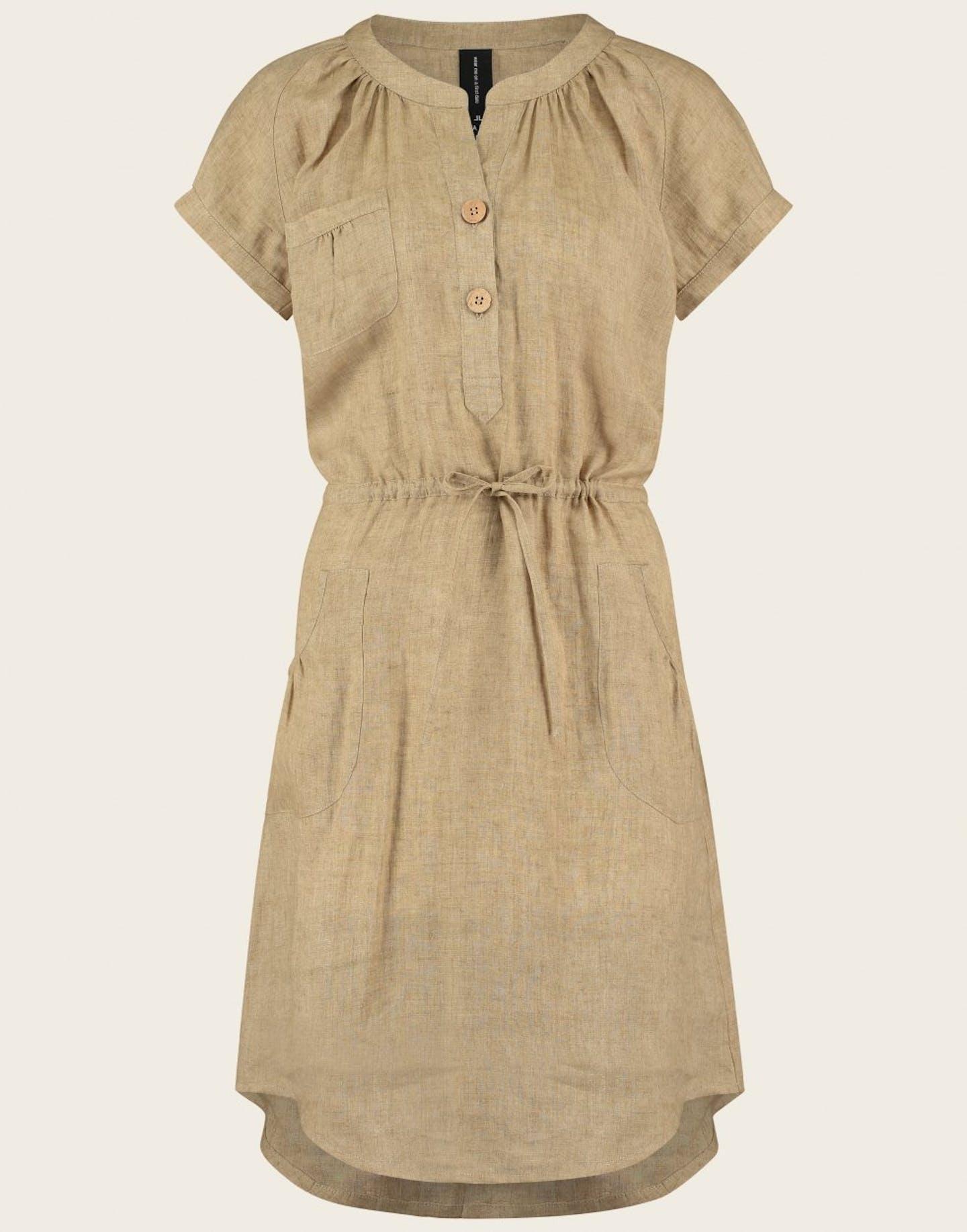 Dress Cora   Beige