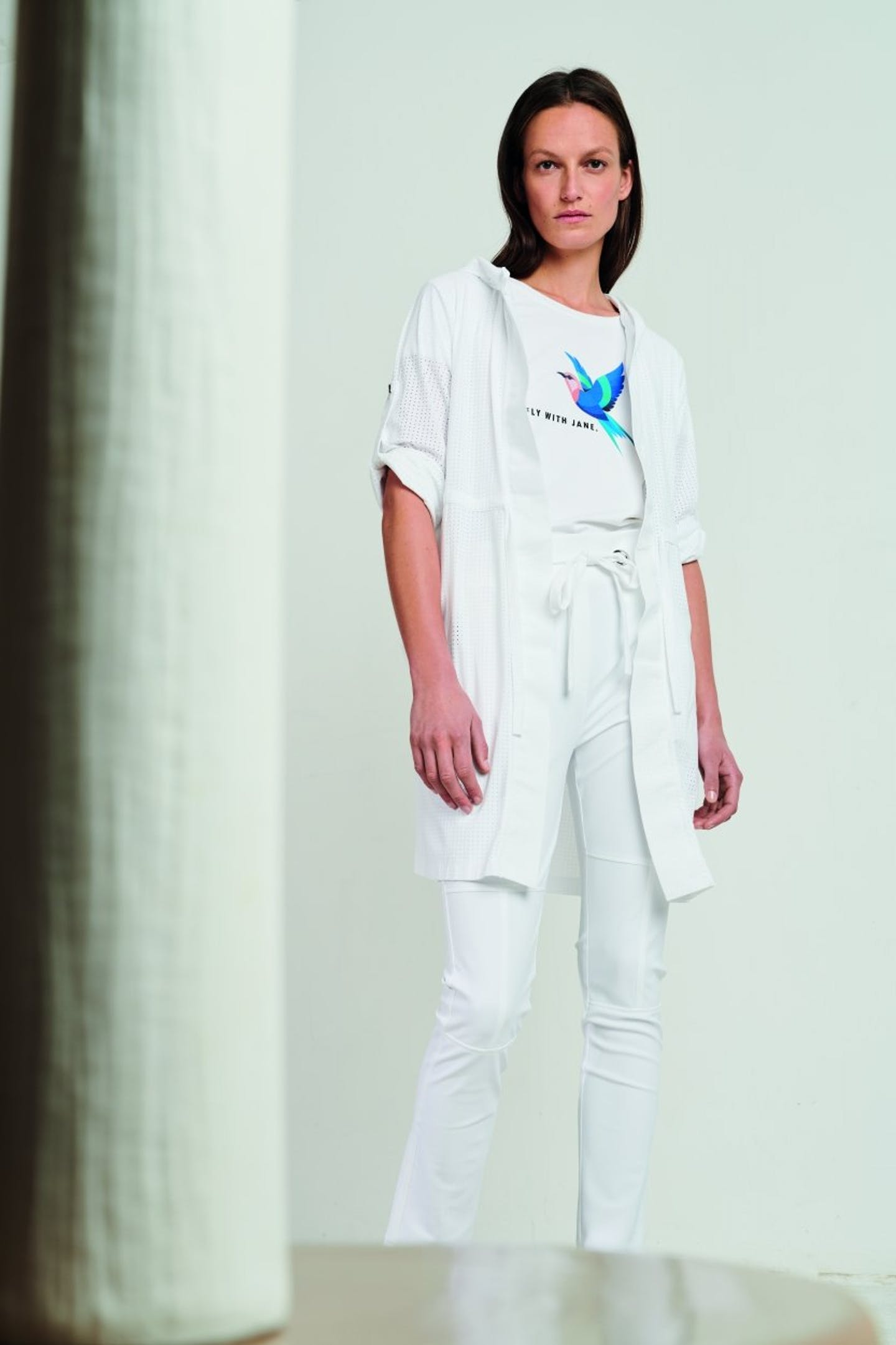 Pants Nicky/2   White