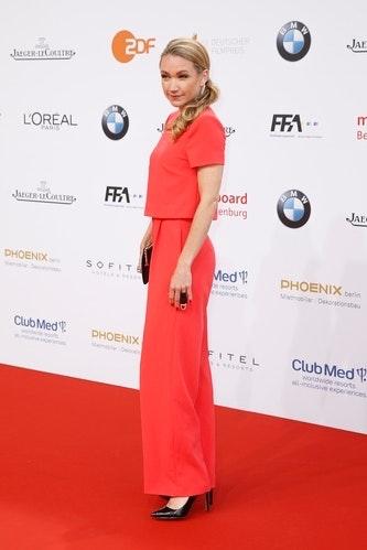 Lisa Maria Potthoff beim Deutschen Filmpreis