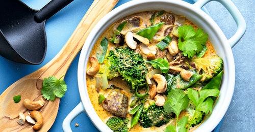 Rezept Gemüse-Curry-Suppe