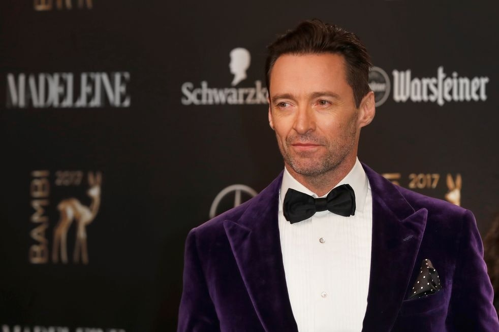 Hugh Jackman. Credits: Franziska Krug for Getty Images