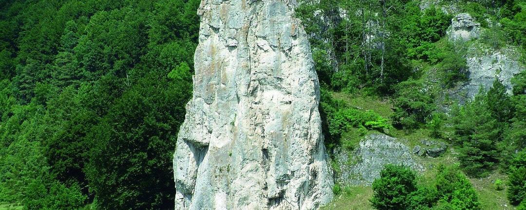 Klettern im Altmühltal