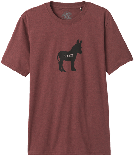 PRANA Wise Ass Journeyman - T-Shirt Klettern - Herren