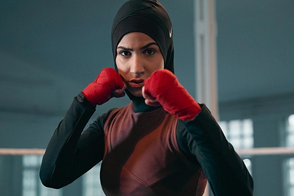 Boxerin Zeina Nassar