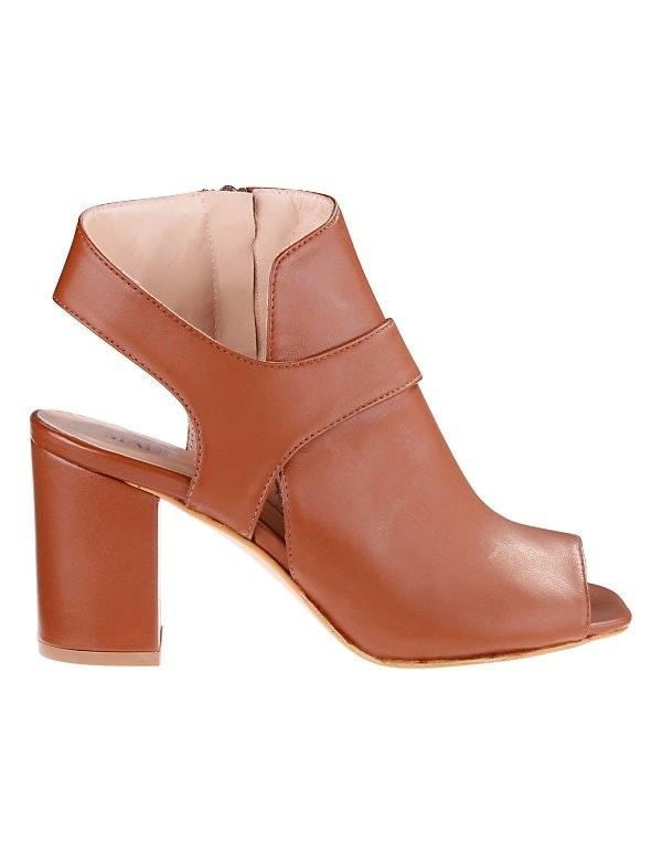 Sandalette mit Blockabsatz