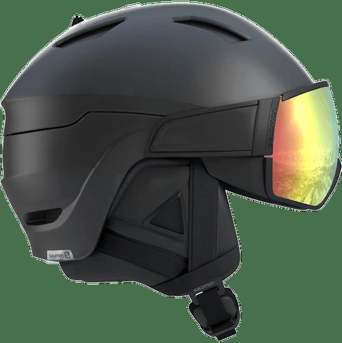 Salomon Driver CA Photochromic - casco sci con visiera - uomo