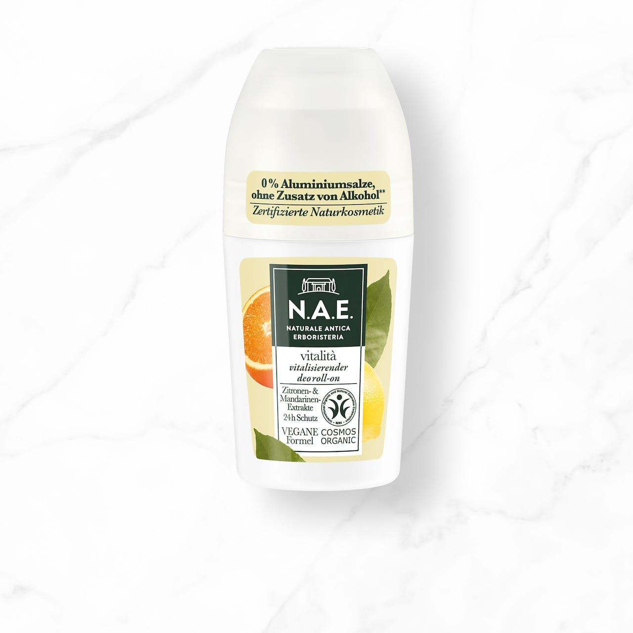 vitalisierender deo roll-on | vitalizing deodorant