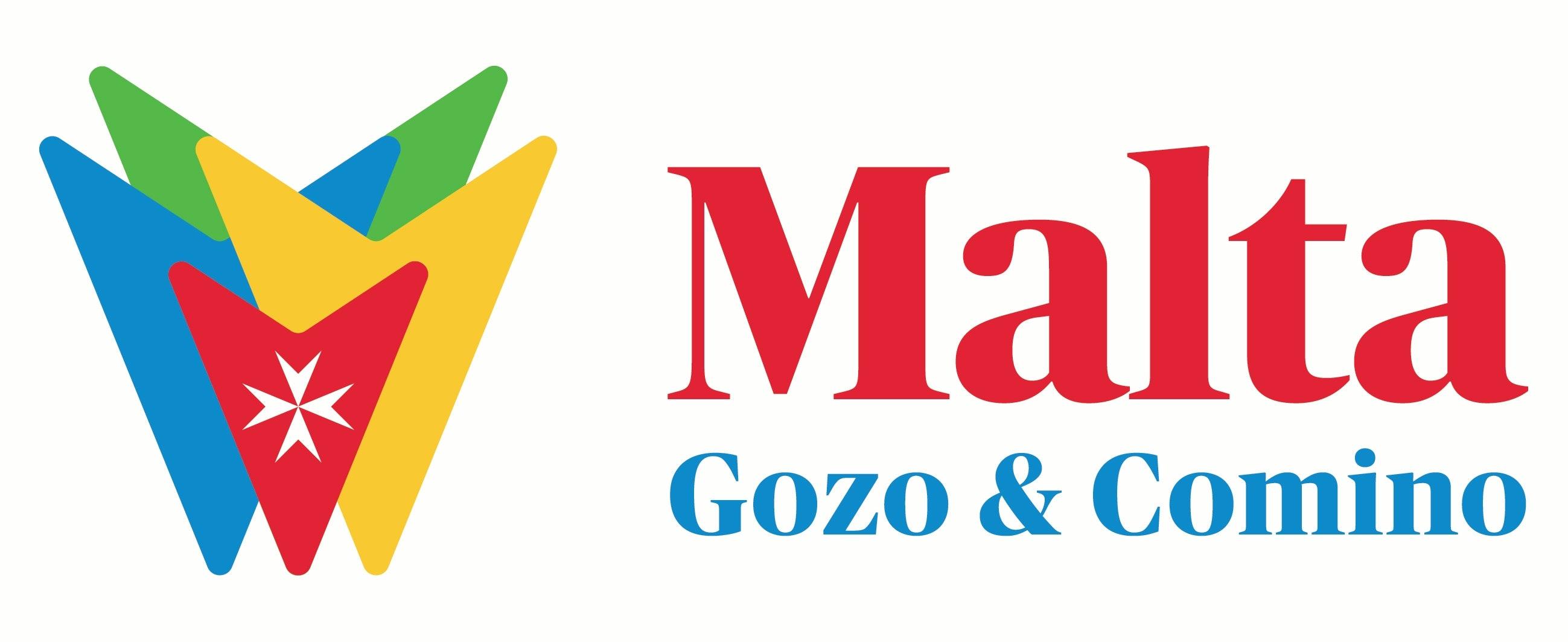 Logo von Malta Gozo und Comino Touristikbüro.