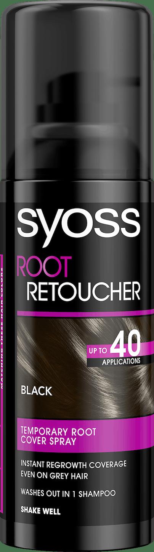 Syoss Root Retoucher Черен pack shot