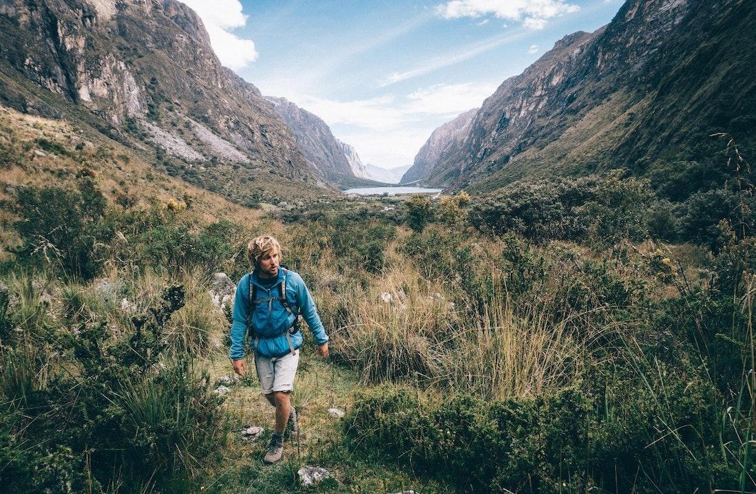 Wandern in Peru