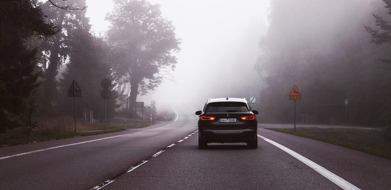 Nebelscheinwerfer-Nebelschlussleuchte