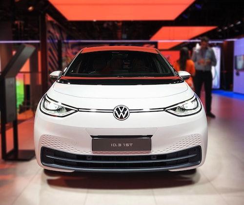 VW ID.3 startet in die Serienproduktion. Bald erhältlich im Leasing bei VEHICULUM