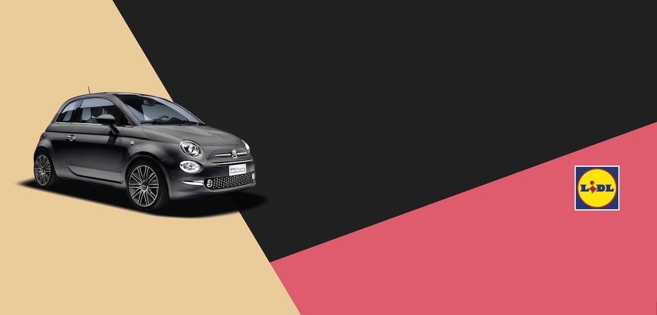 LIDL Auto Fiat 500