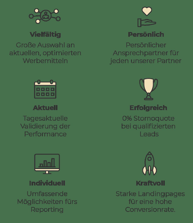 VEHICULUM Partnerprogramm Vorteile