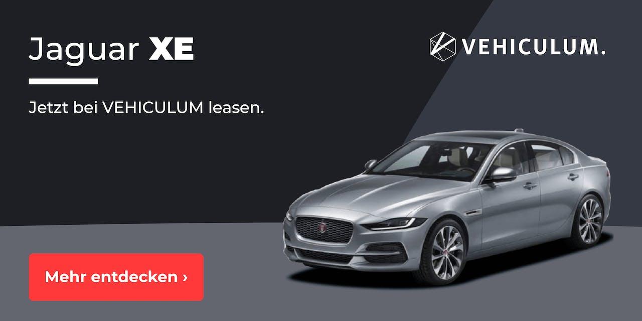 Jaguar XE be VEHICULUM