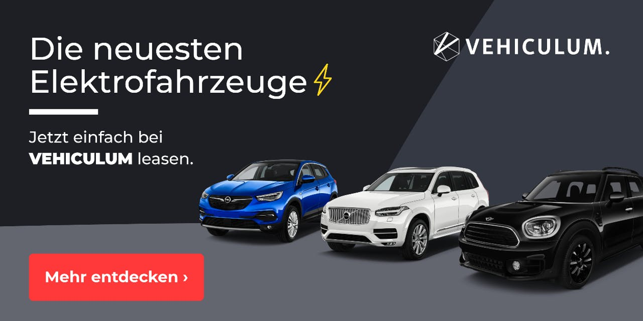 Mit den VEHICULUM Deals nutzen Sie die Vorteile von E-Auto Leasing so effizient wie Sie nur können!