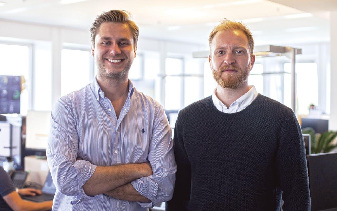 Zwei der Gesichter hinter VEHICULUM. CMO Philipp Perrey und Founder Lukas Steinhilber nehmen VEHICULUM Erfahrungen von Kund*innen ernst und kümmern sich persönlich, wenn etwas nicht läuft wie es soll