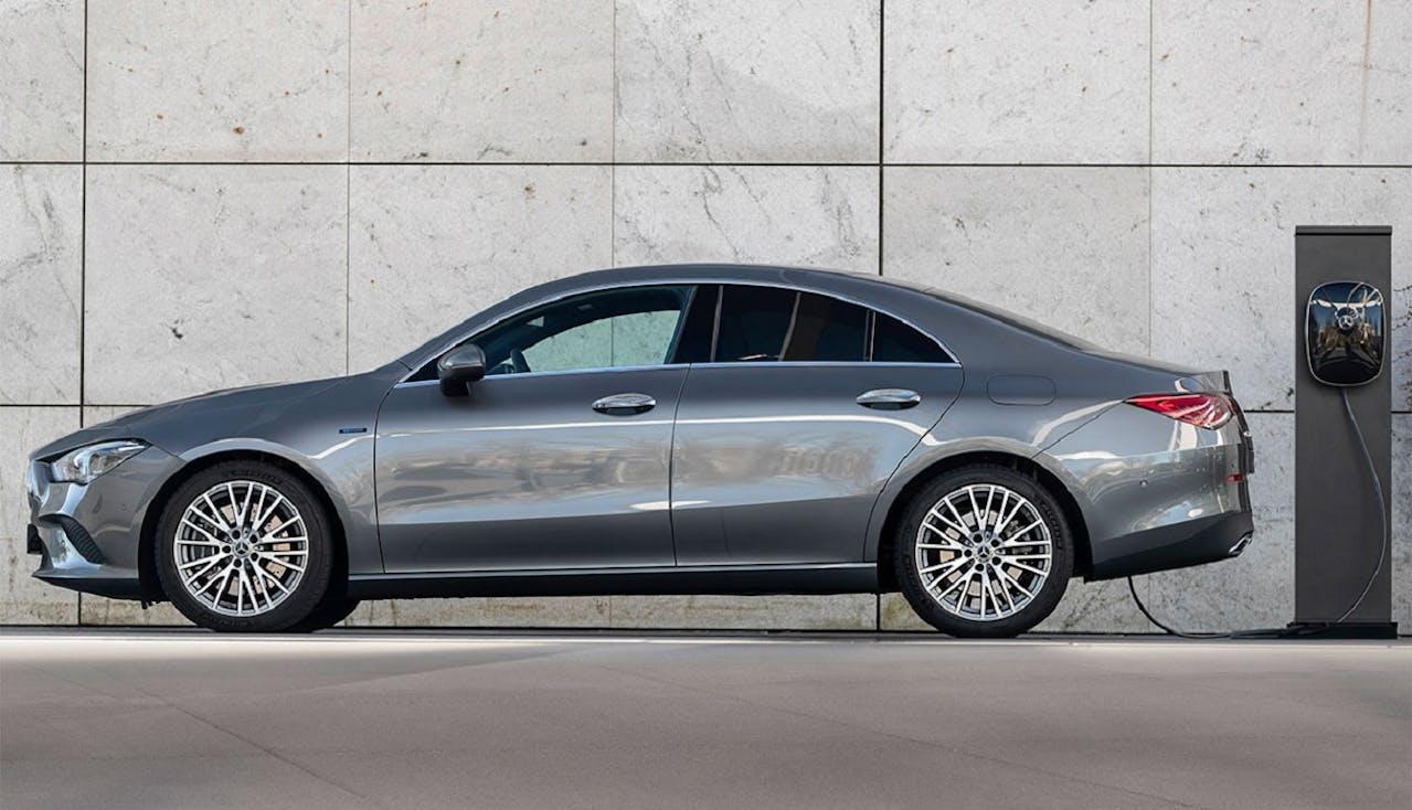Mercedes-Benz CLA 250 e Coupé im Leasing bei VEHICULUM