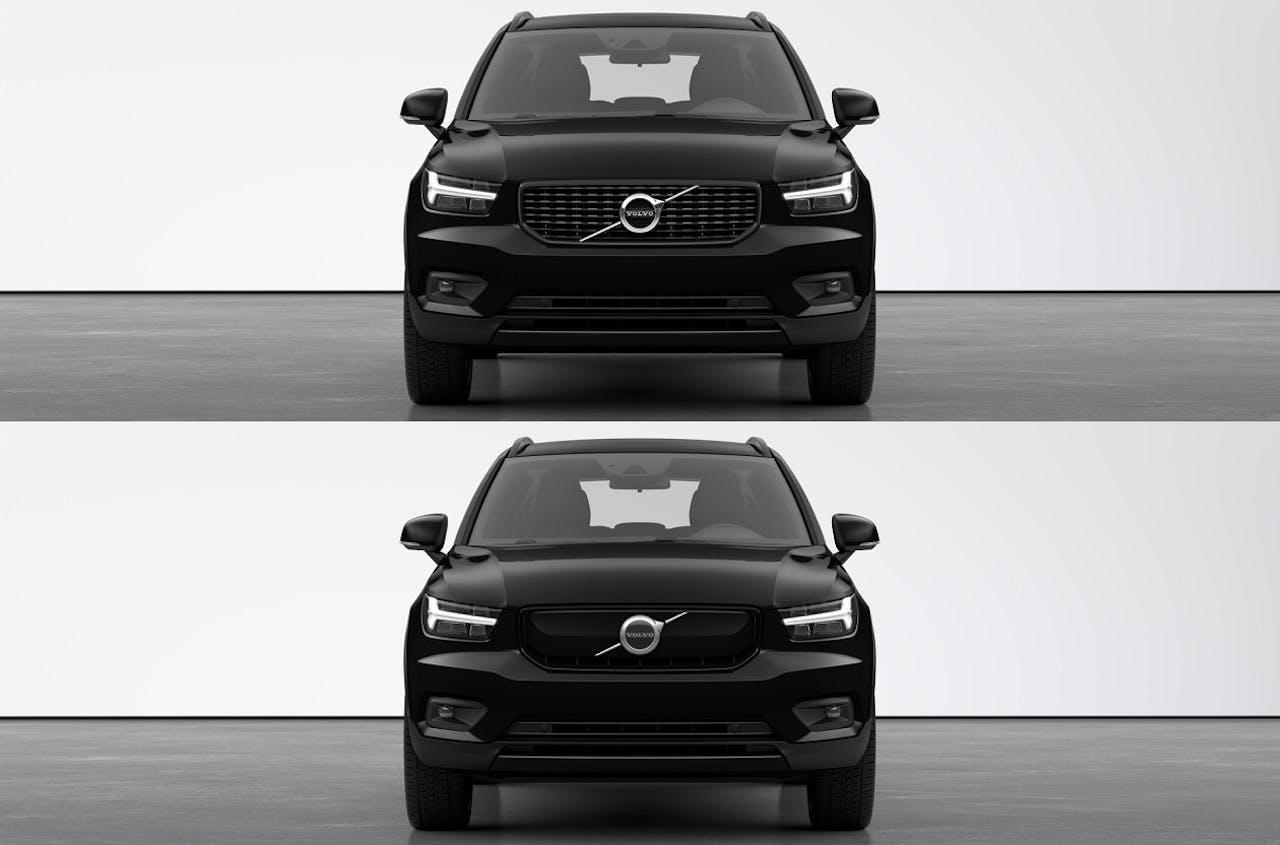 Volvo XC40 und XC40 Recharge Pure Electric. Die schwedischen Premium Kompakt-SUV im Leasing bei VEHICULUM