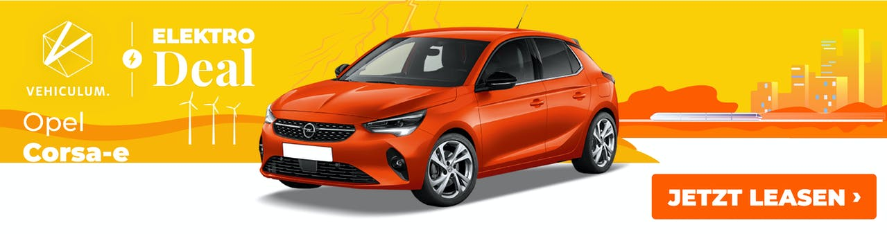 Opel Corsa-e Leasing Angebot