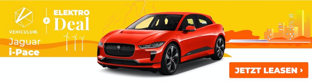 Jaguar i-Pace Leasing Angebot