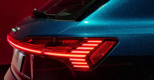 Audi e-tron quattro 2020 Heckleuchte