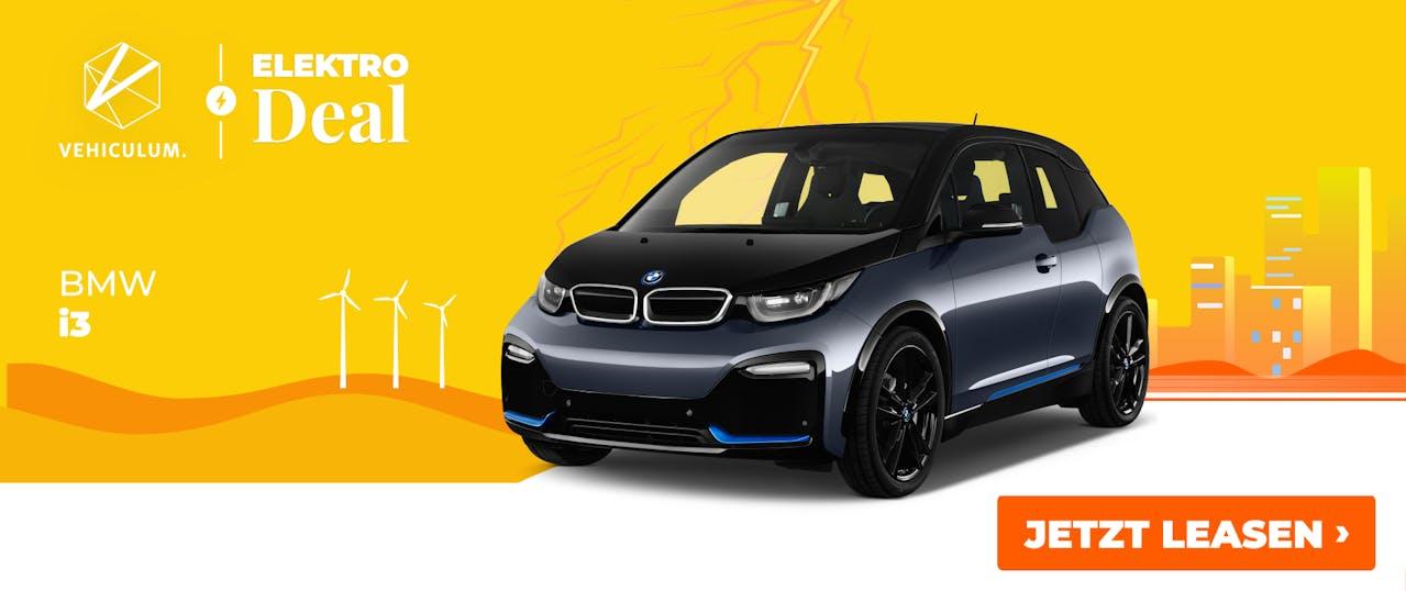 BMW i3 Leasing Angebot