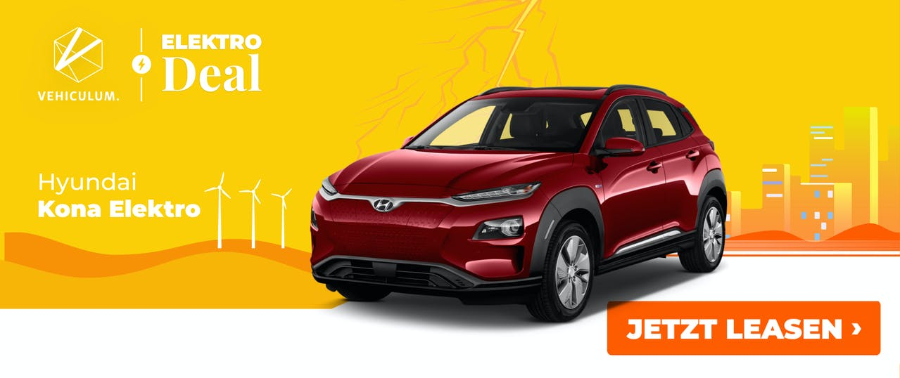 Hyundai Kona Elektro Leasing Angebot