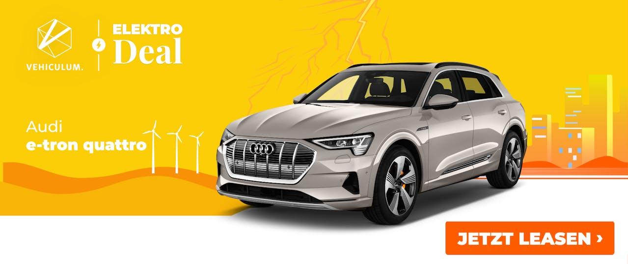 Audi e-tron Leasing Angebot