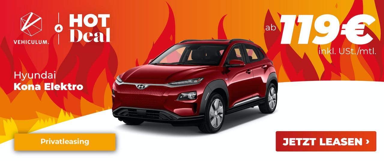 Hyundai Kona Leasing Deal
