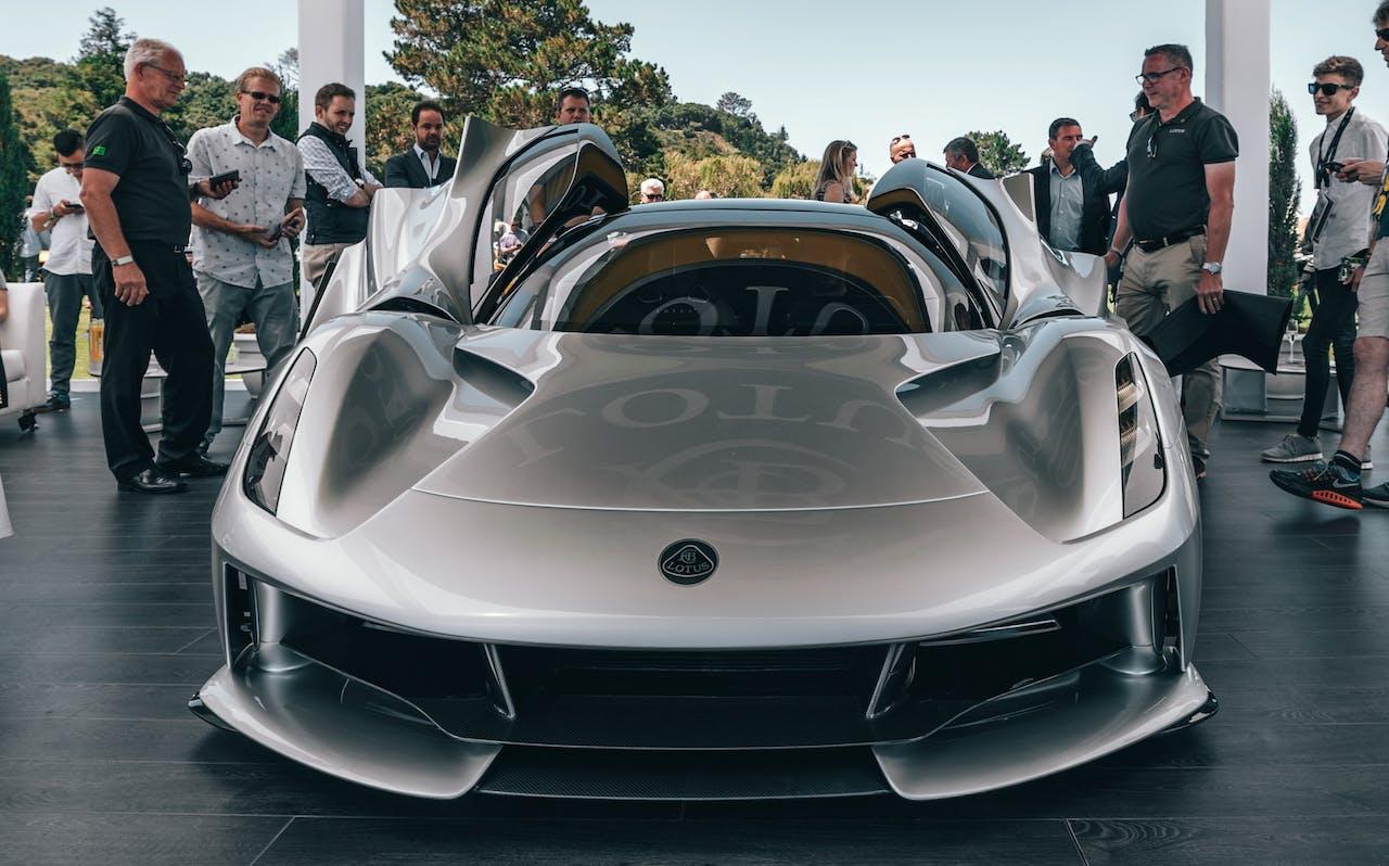 Platz 10 der teuersten Autos der Welt: Lotus Evija